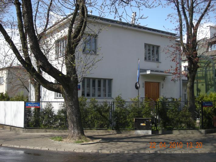 Eesti saatkonna hoone