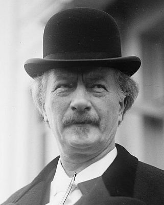 Ignacy Paderewski. Foto on pärit USA Kongressi raamatukogust http://loc.gov/pictures/resource/npcc.03667/
