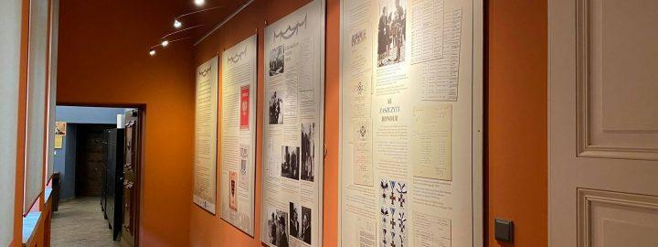 """Näitus """"Poola-Eesti suhted 1918-1939. Kajastusi Eesti arhiivivaramus"""""""